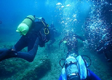 crociera immersioni sud sardegna