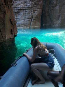gita ed escursioni in barca a vela in Sardegna