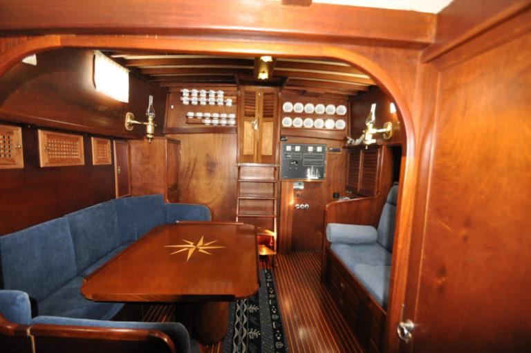 noleggio barche e gita in barca a vela a Sant'Antioco