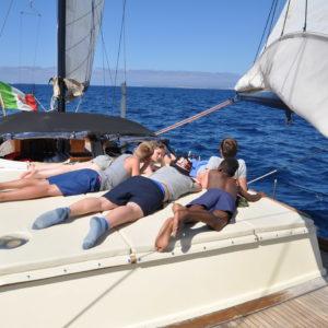 sardinia sailing charter crociera in barca a vela