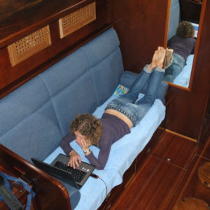 relax in crociera in barca in Sardegna