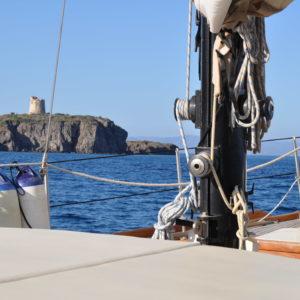 crociera e vacanza in barca a vela a Sant'Antioco