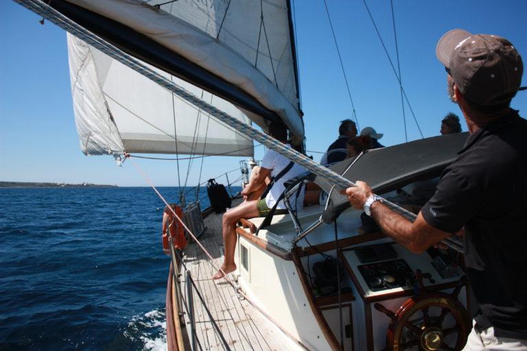 sardinia sailing gita in barca a vela