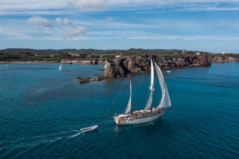 vacanza in barca a vela Sardegna Sud Ovest
